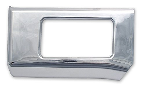 Woody's WP-DF262 Chrome Freightliner Dash Trim