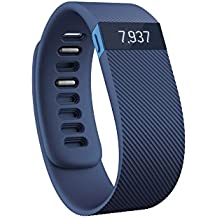 Fitbit Charge Wristband, Blue, Large