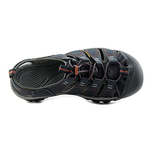 Keen Men's Sandal Trekking Sandals Newport H2 India Ink/Rust Gray - 1001931 TkgBVYGN