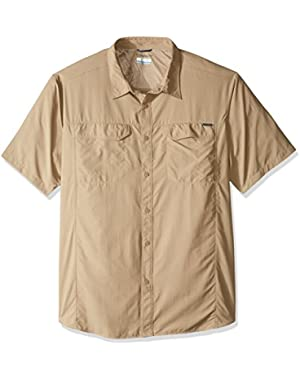 Men's Big-Tall Silver Ridge Short Sleeve Shirt