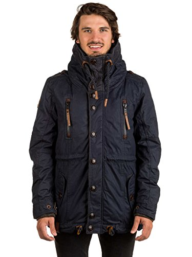 Jacket Blue II Naketano Men Die Yaraks Dark Cleveland Von Jacket F6wBpqn