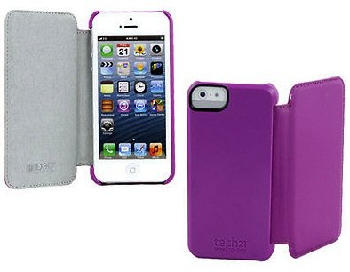 official photos 0536c e7c53 Tech21 Impactology D30 Impact Snap Case with Cover iPhone 5 5S - Import It  All