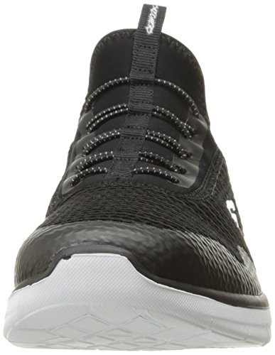 Entrenadores 2 Mujer 0 Synergy blanco Skechers Negro Para Image mirror TqZq6f