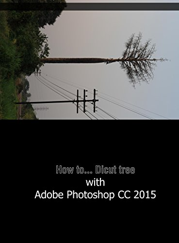How to... Dicut tree with Adobe Photoshop CC 2015