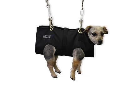 Pet Dresses Amazon Com M D C Romani Pet Vest Support Sling Small