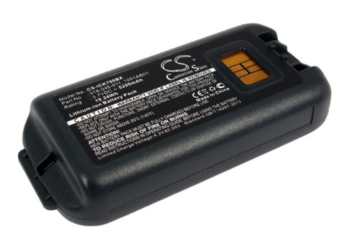 VINTRONS Rechargeable Battery 5200mAh for Intermec CK70, CK71, 318-046-001, 1001AB01, 318-046-011, 1001AB02 by VINTRONS (Image #4)