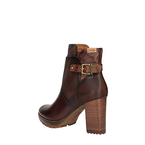 W7m Pikolinos 8886 Leather Mujer Botines 8xSnR7xT