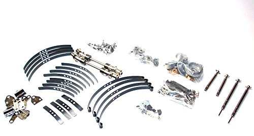 (Tamiya 1:10 Ford F-350 High-Lift Spare Part 9400452 Metall-Pieces Bag C TFH)
