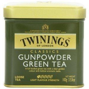 Twinings Gunpowder Green 100g, Loose Tea, 3.53 oz