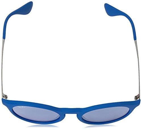 Rubber Blueelight Bleu Ray Bluette Grey RB Ban Sonnenbrille 4243 Xqqf0apw