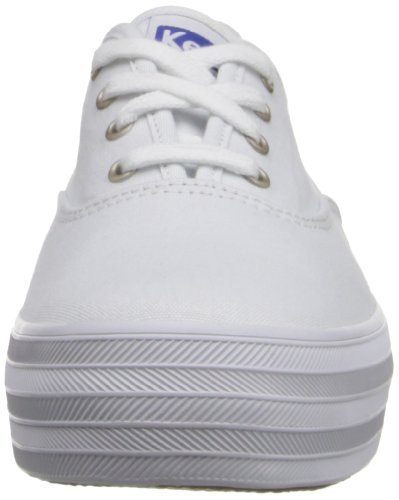 Keds white Sneakers Champion White Blanc Core Triple xZwApx6qR