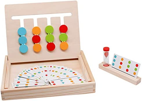 Montessori Matching Preschool Education Recognition product image