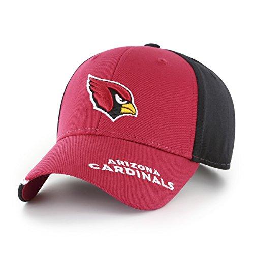 NFL Arizona Cardinals Youth Rivet OTS All-Star MVP Adjustable Hat, Youth, Black