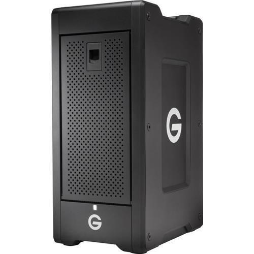 G-Technology G-SPEED Shuttle XL 0G04659 64TB 8-Bay, Thunderbolt 2, RAID Array (8 x 8TB) by G-Technology