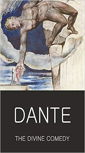 why did dante write the divine comedy