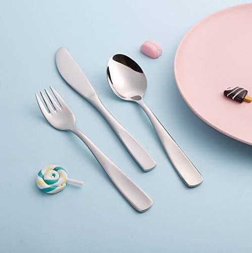 Amazon.com: OMGard - Juego de 12 utensilios de comer para ...