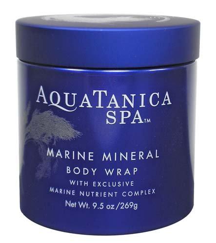 Bath & Body Works Aquatanica Marine Mineral Body Wrap with Exclusive Marine Nutrient Complex 9.5 (Aquatanica Spa)
