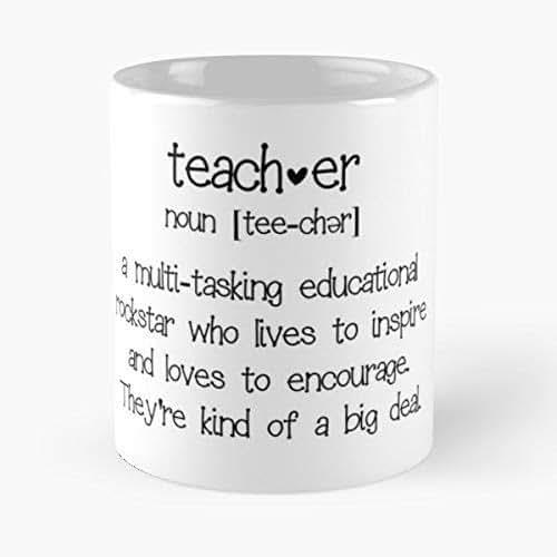 Amazon.com: Teacher Definition Teach Education The Best