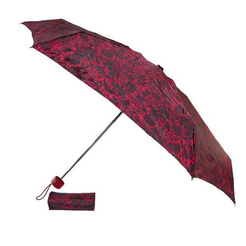 ISOTONER Unisex Compact Umbrella Princess