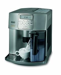 DeLonghi ESAM 3500 S Kaffeevollautomat Automatic Cappuccino (1350 W, 1.8 l,...