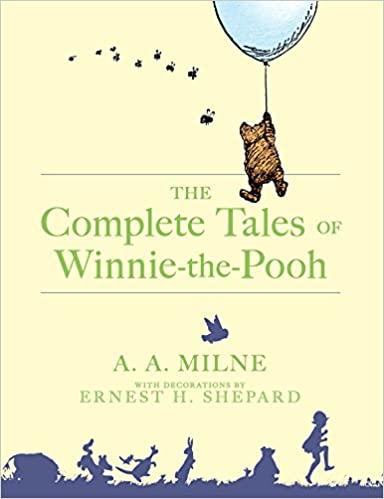 The Complete Tales of Winnie-The-Pooh: Milne, A. A.: 8601405204585 ...