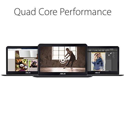 ASUS VivoBook E403SA-US21 14″ FHD lightweight Laptop, Intel Quad Core 4GB RAM, 128GB eMMC, Win10, Hairline brushed Metal