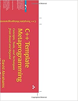 Amazon Fr C Template Metaprogramming Concepts Tools And