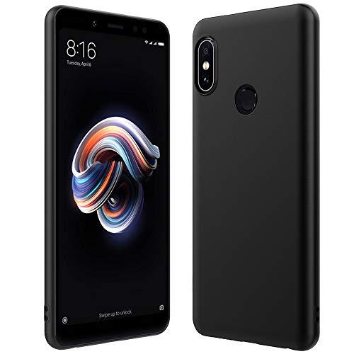 Anjoo Funda para Xiaomi Redmi Note 5, Silicona TPU Carcasa Redmi Note 5, Ultra Thin Phone Cases para Xiaomi Redmi Note 5 -...