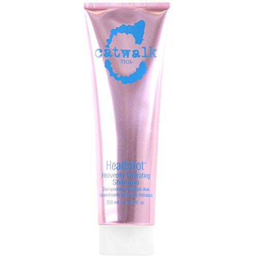 Catwalk Headshot Heavenly Hydrating Shampoo Tigi 8.5 oz Shampoo For Unisex