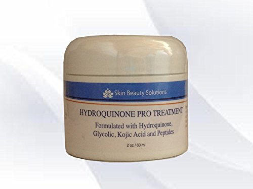 Hydroquinone and glycolic acid
