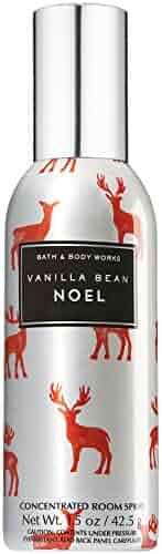 Bath & Body Works Room Perfume Spray Vanilla Bean Noel 2017