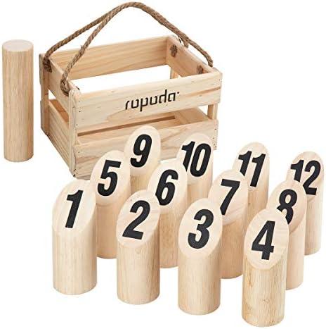 ROPODA Wooden Throwing Original Outdoor