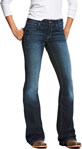 Ariat Women's Ultra Stretch Trouser, Nightshade, 28 L