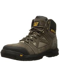 Men's Plan Steel Toe Work Boot