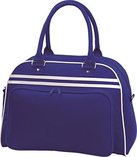 White Bag Bagbase Bright Bowling Royal Retro qwYRBRxA0