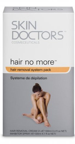 Skin Doctors Depilatories Hair No More Pack - 3 Piece Pack by Skin Doctors (More Skin Doctors Hair No)