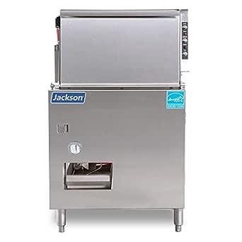 Jackson DELTA 5-E - Lavavajillas bajo temperatura (40 estantes ...