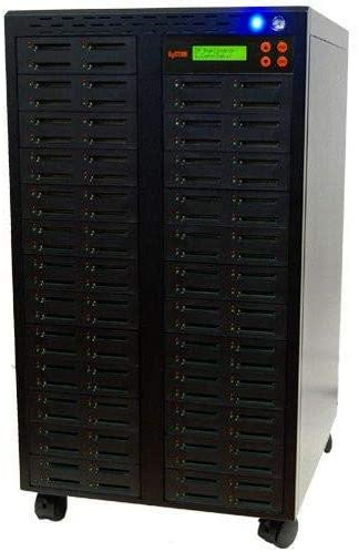 Systor 1 to 99 Multiple Compact Flash CF Memory Card Duplicator/Drive Copier (CFD-99)