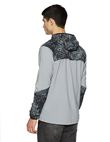 Printed reflective Allseasongear Under All Storm Armour Uomo Steel Da Giacca Corsa wq4qRFT7