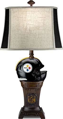 Imperial Officially Licensed NFL Merchandise: Trophy Lamp, Pittsburgh Steelers ()