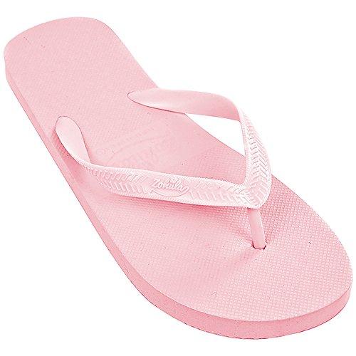 zohula Flip Flops–Single Paar Babyrosa