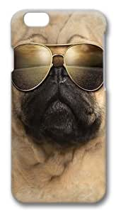 Case For Iphone 5C Cover Covers -Aviator Pug Polycarbonate Hard Case Back Cover Case For Iphone 5C Cover 3D