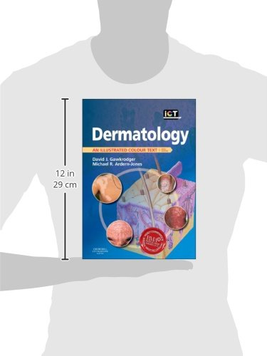 Dermatology: An Illustrated Colour Text - http://medicalbooks.filipinodoctors.org