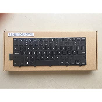 CA 0PK3MJ Keyboard for Dell Inspiron 14 7000 series 14-7437 7437