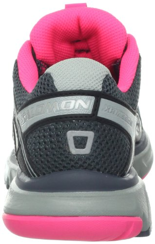 Salomon Xr Mission - Zapatillas de deporte Mujer Gris/Rosa