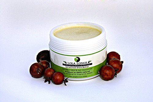 100% Natural Authentic Raw Unrefined Shea Butter for Skin Ca
