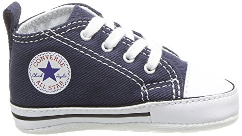 Blu First Converse Unisex Star Sneaker Marineblau Blau 88875 bambino HpxxqYwZO
