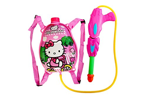 Sunshine Holi Water Gun with Pressure with Back Holding Tank (1.0 L)