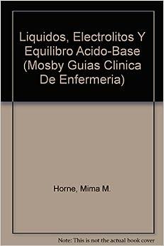 Descargar Ebooks Torrent Liquidos, Electrolitos Y Equilibro Acido-base De PDF A Epub