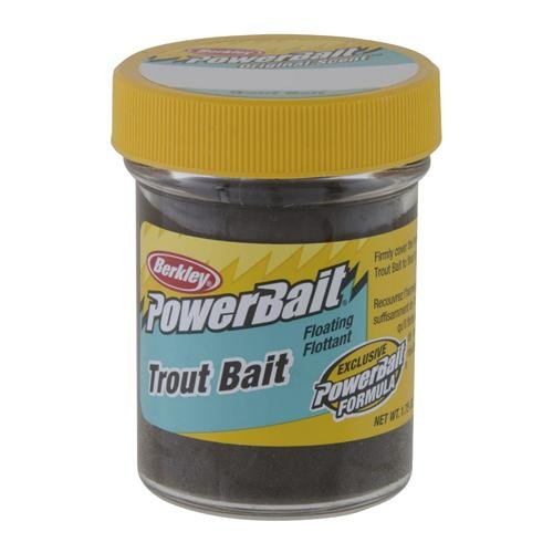 Bait Use Trout Fishing (PowerBait Trout Bait)